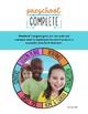 """Preschool Complete"" Curriculum Bundle"
