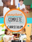 """Preschool Complete"" Curriculum Bundle"
