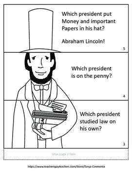 """President's Day"" Unit"