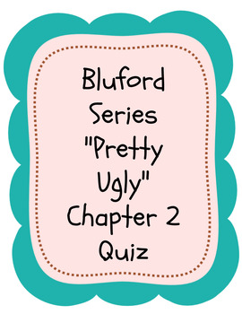 """""""Pretty Ugly"""" Chapter 2 Quiz"""