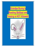 (Primary Grades) Grandpa Bunny's Reading Skilltext and Tea