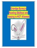 (Primary Grades) Grandpa Bunny's Reading Skilltext and Tea