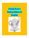 (Primary Grades) Grandpa Bunny's Reading Skilltext for Breakfast