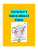 (Primary Grades) Grandpa Bunny's Reading Skilltext for Breakfast
