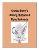 (Primary Grades) Grandpa Bunny's Reading Skilltext for Fly