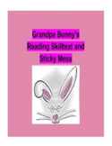 (Primary Grades) Grandpa Bunny's Reading Skilltext for Sti