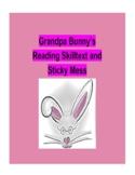 (Primary Grades) Grandpa Bunny's Reading Skilltext for Sti