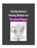 (Primary Grades) Grandpa Bunny's Reading Skilltext for the