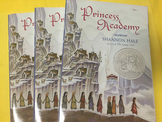"""Princess Academy"" books, by Hale - Literature Circle Set"