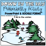 Down By The Bay: Grade 1 & Kindergarten Probability Activity (Google Forms™)