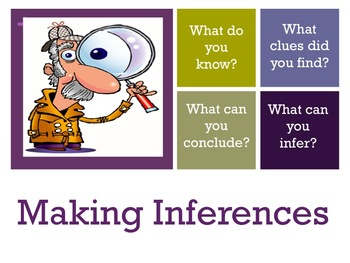 5th grade inference worksheets
