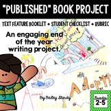 """Published"" Book Writing Project"