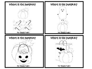 """""""Pumpkin Patterns and Prepositions"""" Basic Concepts for Fall FREEBIE!"""
