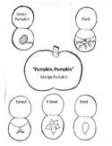 """Pumpkin, Pumpkin"" Sequencing Activity"