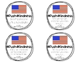 #Push4Kindness Campaign Buttons