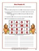 • PUZZLE PIZZAZZ • Grades 3–6 • Great for Early Finishers!