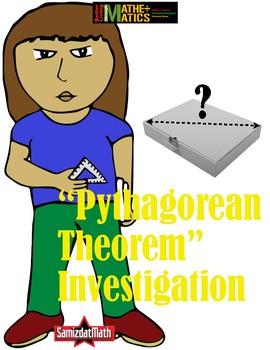 """""""Pythagorean Theorem"""" Investigation: Fit the Fishing Rod Into The Box!"""
