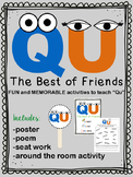 QU:The Best of Friends (Activity Pack)