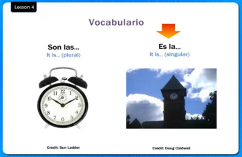 ¿Qué Hora Es? - What Time is It? - Video Tutorial