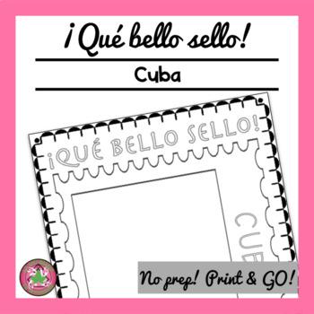 ¡Qué bello sello! - Cuba