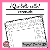 ¡Qué bello sello! - Venezuela