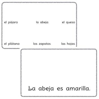 ¿Qué es amarillo? A beginning Spanish workbook/reader
