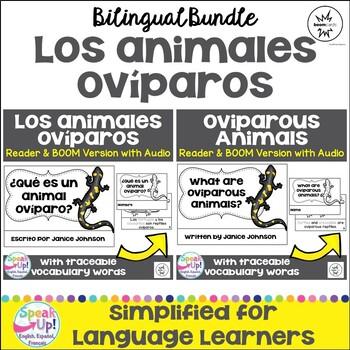 ¿Qué es un animal ovíparo? ~ What is an Oviparous Animal? Readers {Bilingual}