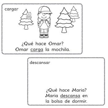 ¿Qué hace mi amigo?: A beginning Spanish verb workbook/reader