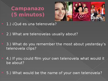 ¿Qué hacen las amigas y rivales los fines de semana? Telenovela version.