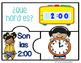 ¿Que hora es? - 12 Hour puzzles