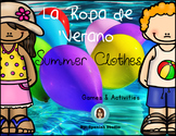 Clothes in Spanish (Summer)