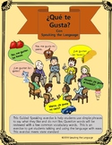 ¿Qué te Gusta? - Guided Speed talk asking others what they like