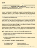 ¿Qué te gusta hacer? - WHAT DO YOU LIKE TO DO? - SPANISH ACTIVITIES PACKET