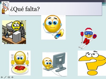 ¿Que te gusta hacer? interactive PPT bundle listening and speaking activities