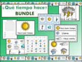 El Tiempo - Spanish Weather Vocab BUNDLE