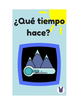¿Qué tiempo hace? - Telling the Weather - Spanish
