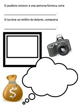 ¿Quién Soy Yo? - Presentation Activity for Spanish Students