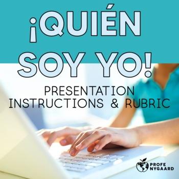 ¡Quién Soy Yo! // Who I Am Presentation Project