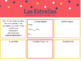 ¿Quién eres? Spanish Reading and Writing Descriptions Activity