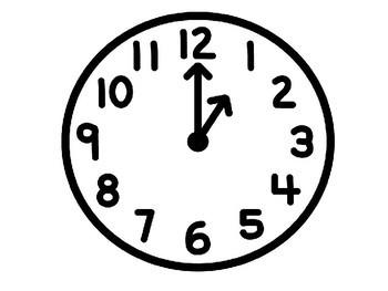 ¡Adivina quién! Spanish speaking game - ¿Qué hora es? Telling time