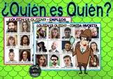 ¿Quién es quién? Who are you? Guess who / Adivina Quién Es