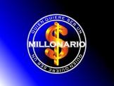 ¿Quien quiere ser un millonario? SPANISH REVIEW GAME! (IMP