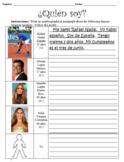 ¿Quién soy? Celebrity Edition! - Spanish Name, Age, Birthd