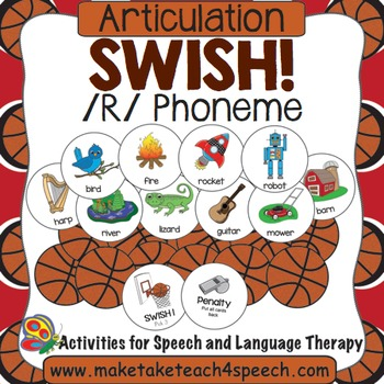 /R/ Phoneme - Swish!