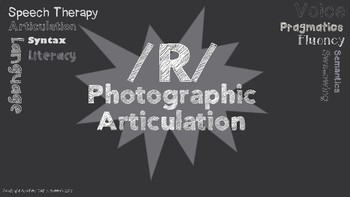 /R/ Photographic Articulation