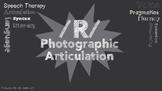 /R/ Photographic Articulation