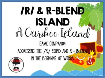 /R/ and R-Blend Island: A Cariboo Island Game Companion