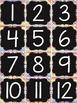 {RAINBOW} Calendar Set