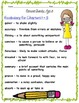 {RAMONA QUIMBY AGE 8}{ACTIVITIES FOR EACH OF THE 9 CHAPTERS}