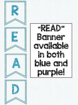 """READ"" Banner"